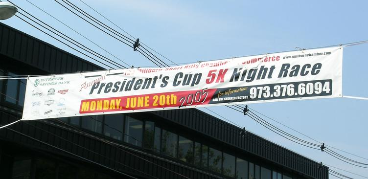 Vinyl and Digital Banners North Jersey | Nationwide