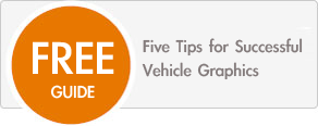 Five tip guide to vehicle wraps