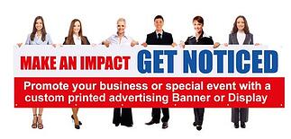 Custom Advertising Banners North Jersey