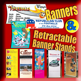 Types of Banners | North Jersey | Nationwide