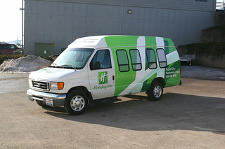 Franchise Vehicle Graphics North Jersey